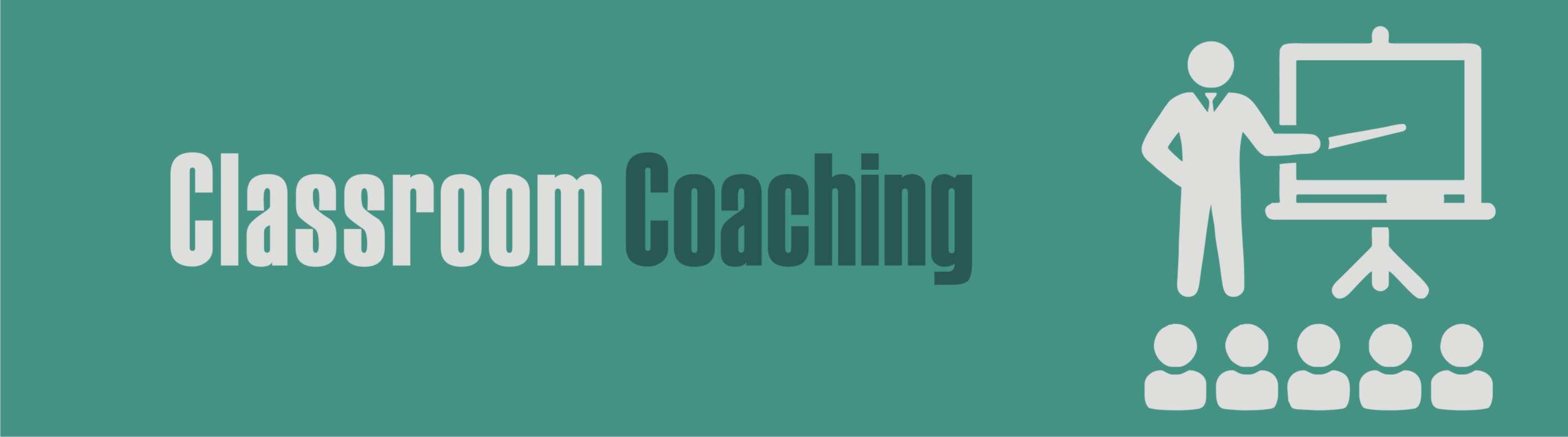 classroom coaching