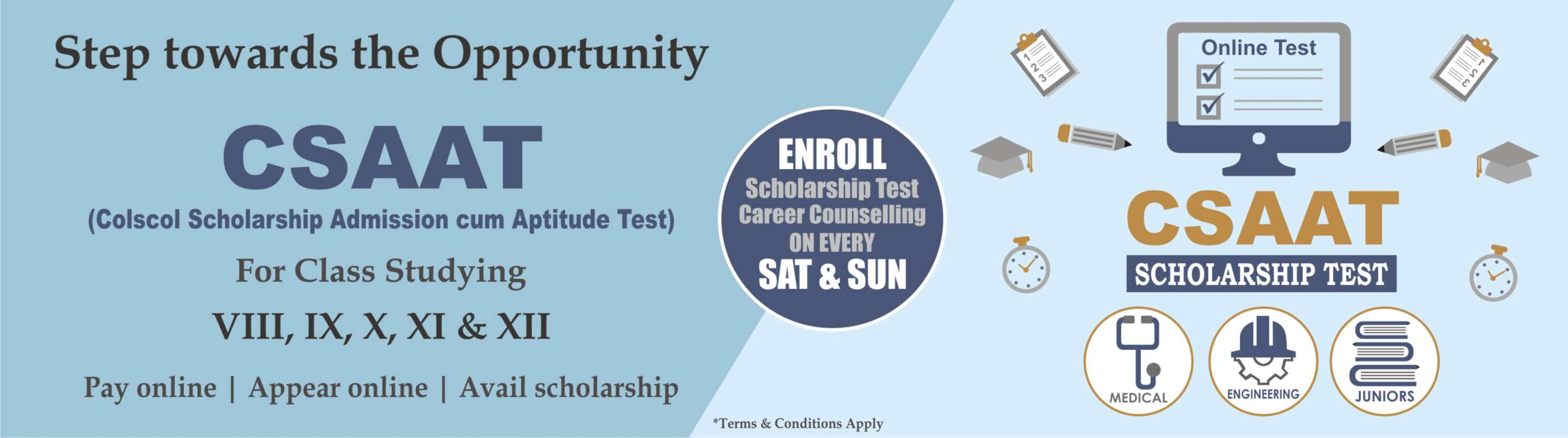 CSAAT_scholarship_coaching_colscol