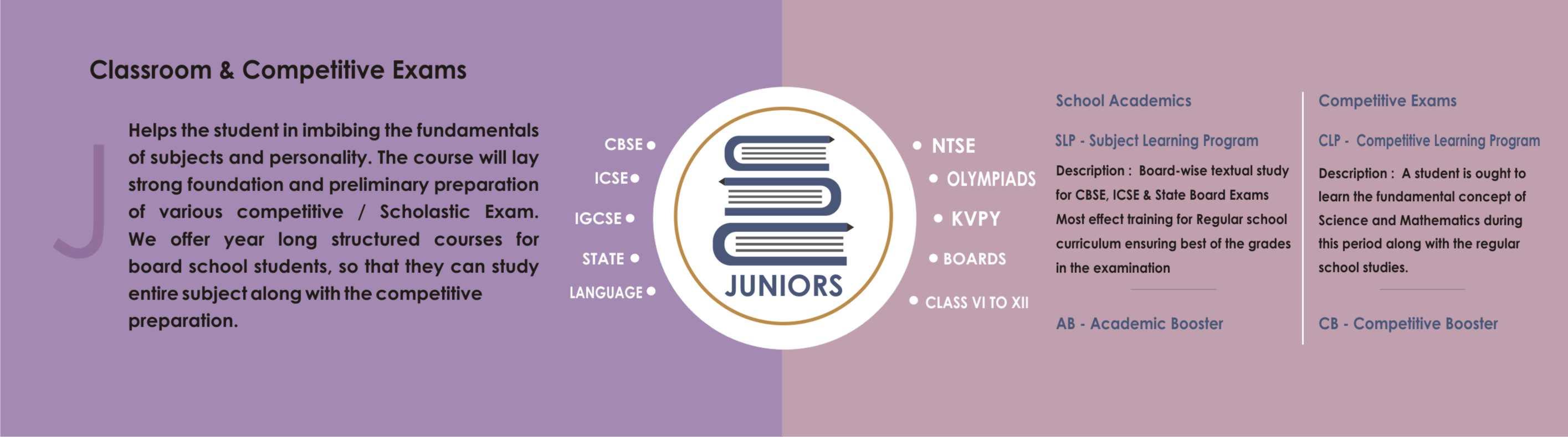 Juniors Program