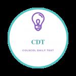 CDT Colscol Daily Test
