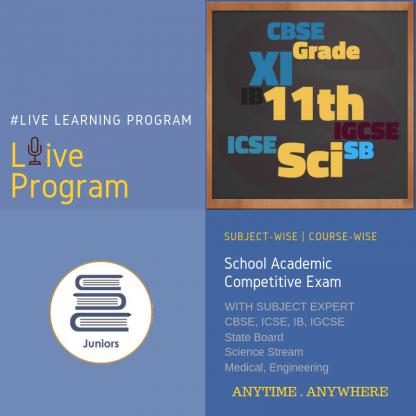 Grade 11 Sci