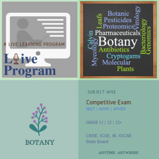 Botany Subject