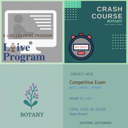 Crash Course Botany