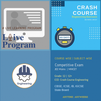 CCE-Crash Course Engineering