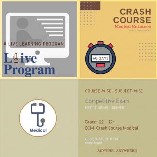 CCE-Crash Course Medical
