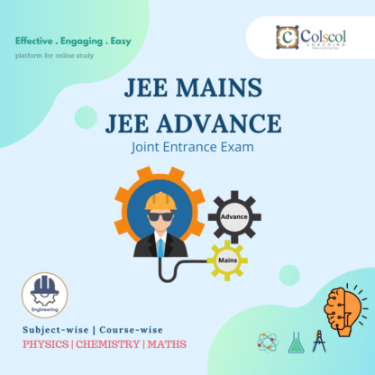 JEE Mains & JEE Advance